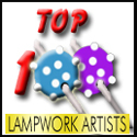 Vote for Drama Queen Boutiques at Lampwork Go Top 100!